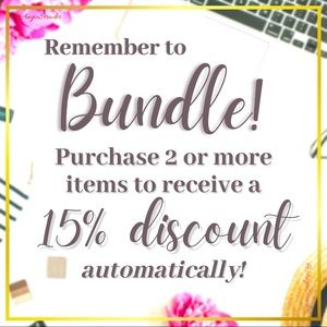 How to Bundle Step-by-Step Directions Plus More!